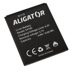 Baterie ALIGATOR S4700 DUO - originální Li-Ion
