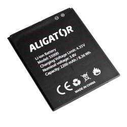 Baterie Aligator S5000 DUO - originální 2200mAh