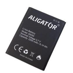 Baterie ALIGATOR S5050 Duo, Li-Ion 2200 mAh, bulk