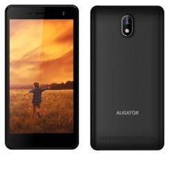 "Aligator S5065 Dual SIM černý 5"" Android™ 7.0"