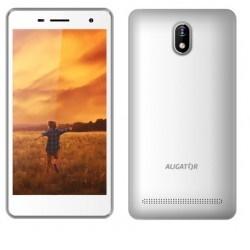 "Aligator S5065 Dual SIM bílý mobilní telefon 5"""
