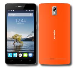 "ALIGATOR S5080 Duo LTE oranžový 5"" HD 1GB/8GB"