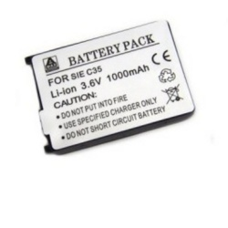 Baterie Siemens C35 - neoriginální Li-ION 1000 mAh