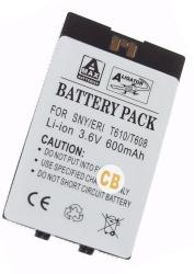 Baterie Sony Ericsson T610 Li-ION 800 mAh kompatib
