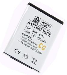 Baterie Nokia 6111 kompatibilní Li-ION 650 BL-4B