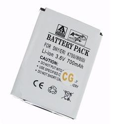 Baterie Sony Ericsson K750i Li-ION 700 mAh kompati