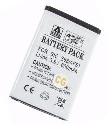 Baterie Siemens AF51 Li-ION 600 mAh kompatibilní