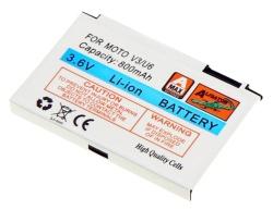 Baterie Motorola Razr V3 Li-ION 800 mAh kompatibil