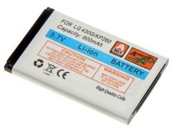 Baterie LG KP260, Li-ION 900 mAh kompatibilní