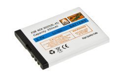 Baterie Nokia 2680s, Li-ION 850 mAh, kompatibilní