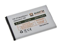 Baterie HTC Desire - neoriginální Li-ION 1550 mAh