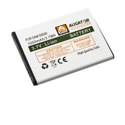 Baterie Samsung S6500 Li-Ion 1000 mAh neoriginální