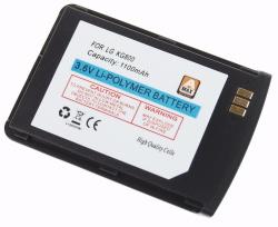 Baterie LG KG800 Li-POL 1100 mAh neoriginální
