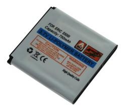 Baterie Sony Ericsson K850 LI-POL - neoriginální