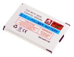 Baterie Motorola W220 Li-POL 900 mAh kompatibilní