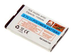 Baterie Sagem MY - X2 Li-POL 1100 mAh kompatibilní