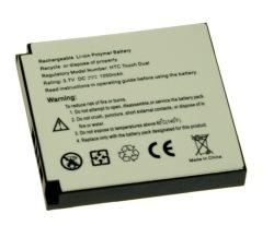 Baterie HTC Touch Dual Li-ION 1150 mAh kompatibil