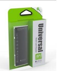 SIYOTEAM SY-C4 čtečka karet 23-in-1 USB 2.0