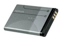 Baterie NOKIA BL-4C - originální 6100 Li-ION