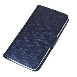 """Pouzdro BOOK GLAMMY velikost XL (5""""- 5,5"""") blue"""