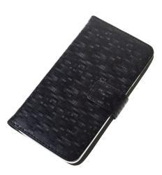 """Pouzdro BOOK GLAMMY velikost XL (5""""- 5,5"""") black"""