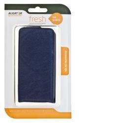 FRESH BOOK Magnetic vertikální iPhone5 blue