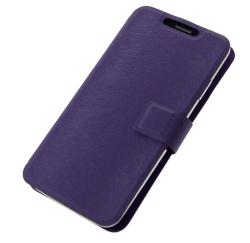 "Pouzdro BOOK ULTRA velikost M (4""- 4,5"") violet"
