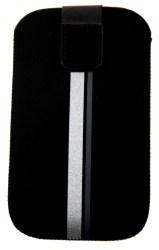 Pouzdro Aligator Fresh HTC HD2 černé 125x80x15mm