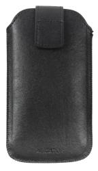 Pouzdro Aligator Fresh HTC HD2 PURE černé