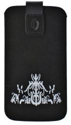 Pouzdro FRESH Samsung GALAXY S5 ORNAMENT black