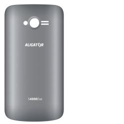 Kryt ALIGATOR S4000 DUO zadní šedý