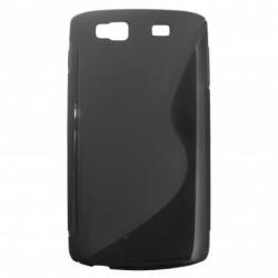 Pouzdro Super Gel Nokia Lumia 720 černé