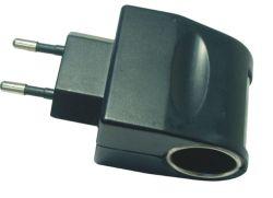 Adaptér 230V/12V pro připojení nabíječky i pro GPS
