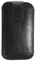 Pouzdro VIP Collection velikost HTC HD2 BLACK 0004