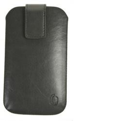Pouzdro ALIGATOR VIP Collection iPhone 4 šedé 0009