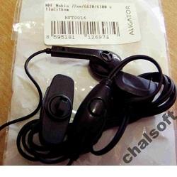 Hands Free na Nokia 72xx 6610 6100 s tlačítkem