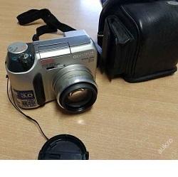 Digitální fotoaparát Olympus C-720 3 Mpx použitý