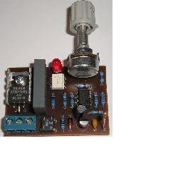 Stavebnice Jednoduchý regulátor teploty V030