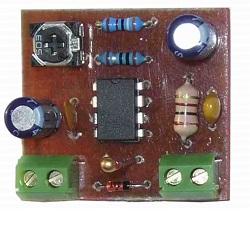 Regulátor ventilátorů PC stavebnice V073