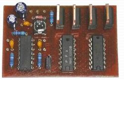 Regulátor krokových motorků stavebnice V074
