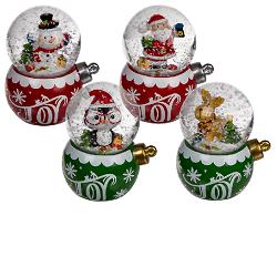 KG 946103 Sněžítko Vánoční koule