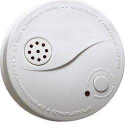 Hutermann F1 alarm EN14604 požární hlásič a det.