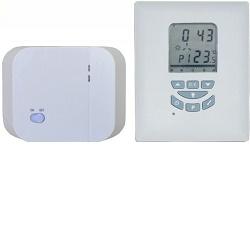 Salus T105RF bezdrátový termostat Euro Thermo