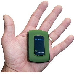 Hütermann UniLoc-C GPS satelitní lokalizátor osob