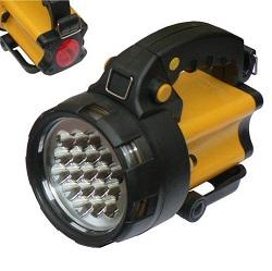 Hutermann HLL-19 LED akumulátorová svítilna nab.