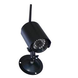 Bezdrátová kamera kovová barevná antivandal