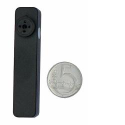 Knoflíková mikrokamera 4GB paměti kamera SPY 5150