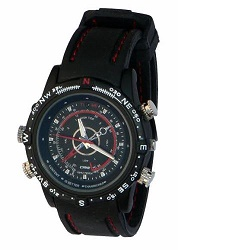 Skrytá kamera v hodinkách, hodinky SPY-CAM 5670