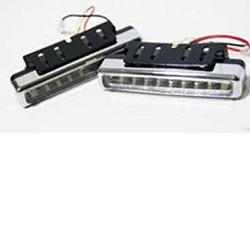 HL-804 denní svícení 8 LED homologace