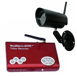 Bezdrátová venkovní kamera se záznamem, HWR-4200